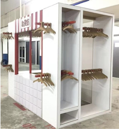 Customized and personalized  corrugated composite exhibition board/cabinet/stand/shelf/stand/tree