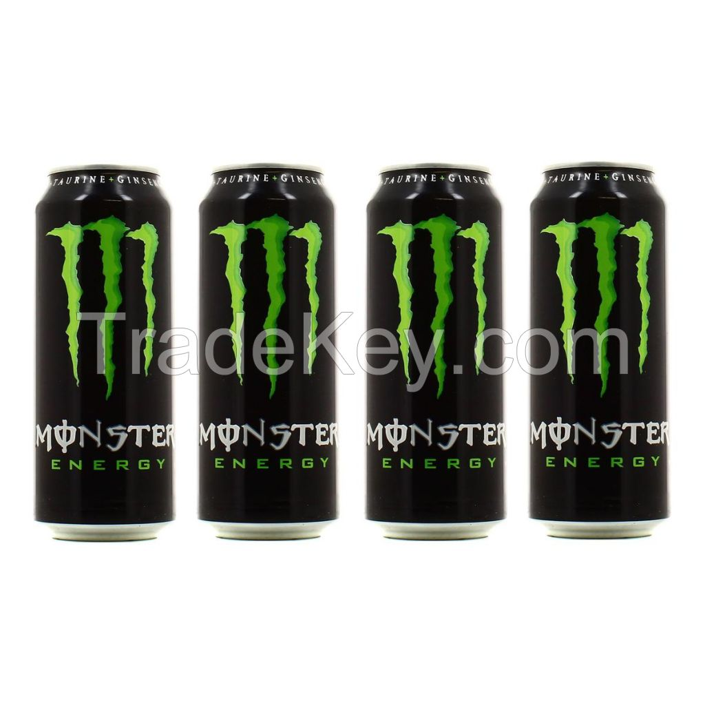 moster energy drink