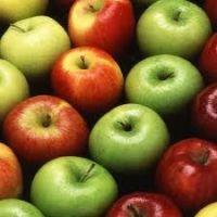 Свежие яблок...