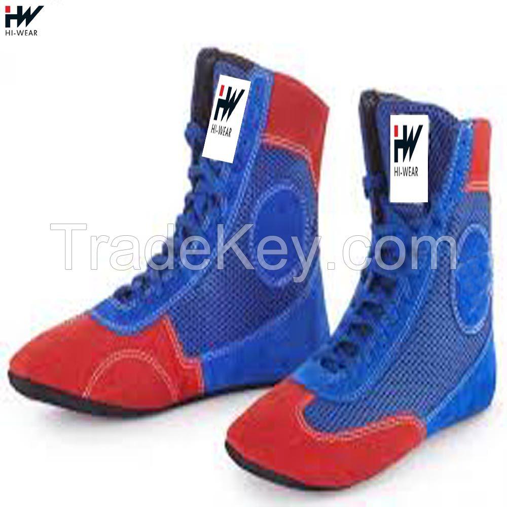 Sambo wrestling Shoes