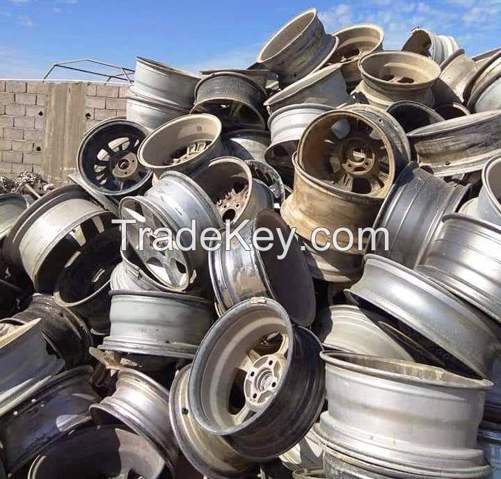 Premium Quality Aluminium Car Alloy Wheels Scrap for sale