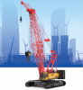 SCE1350A Sany Crawler Crane 135 Tons Lifting Capacity