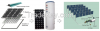 Solar heat collector, solar PV/T