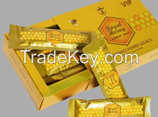 Royal Honey VIP supply for Women and Men.