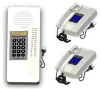Внутренная связь радиотелеграфа дома квартиры 1000 Powerline Thodukonics