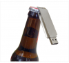Promotional Bottle Opener USB Flash Drive 128MB, 256MB, 512MB, 1GB, 2GB, 4GB, 8GB, 16GB, 32GB available