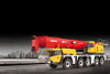 SAC2200S SANY All Terrain Crane 220T Lifting Capacity Strong Boom Powerful Chassis