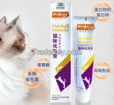 Hairball Solution Gel