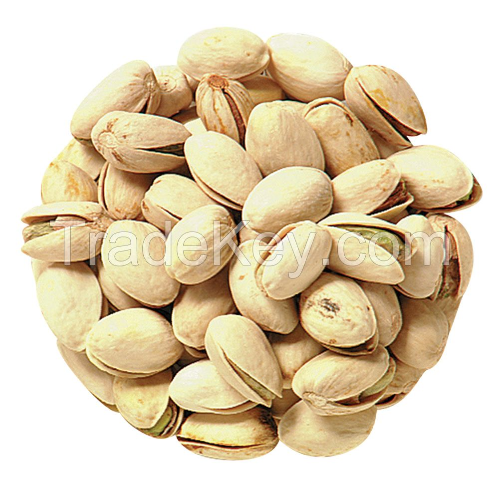 Premium Round Pistachio Nuts from South Africa