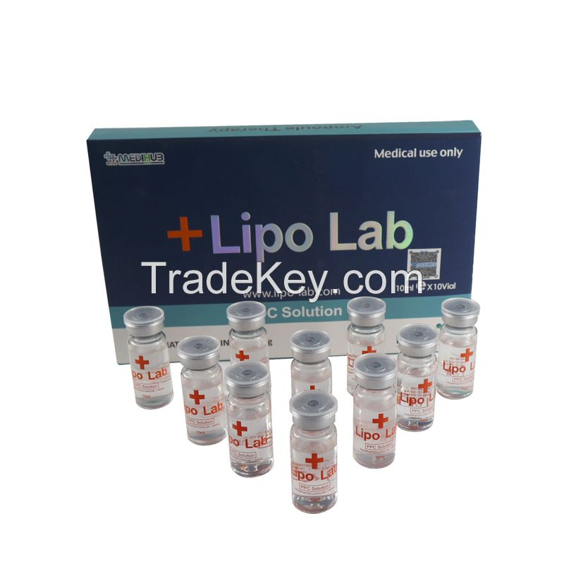 Lipo Lab Ppc Slimming Solution Ampoule Solution for Sale