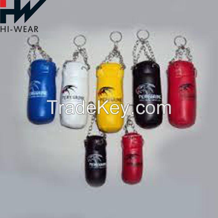 Keychain Mini boxing key chain  key ring