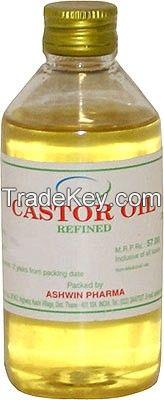 ORGANIC CASTOR OIL FOR SALE