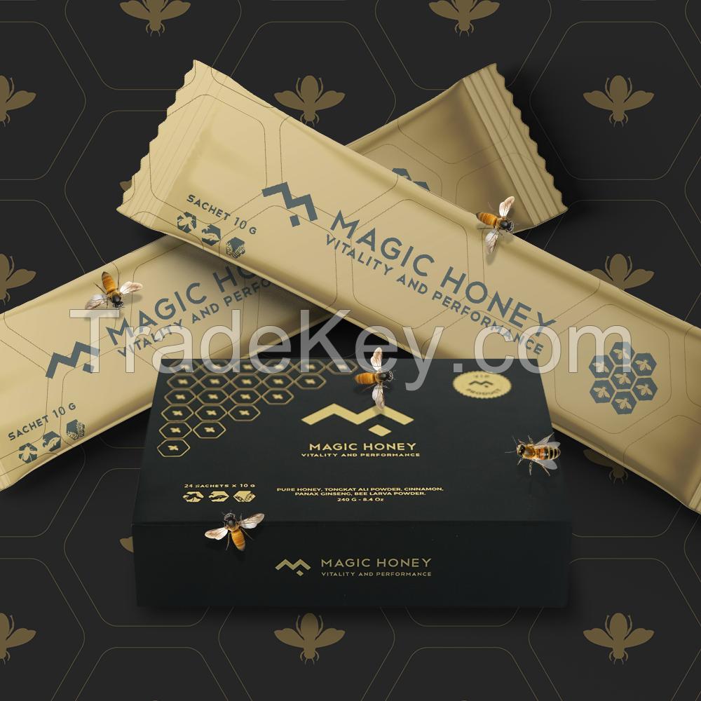 The Magic Honey For Him 10g X 24 Sachets/Box