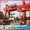 heavy duty double girder goliath gantry crane