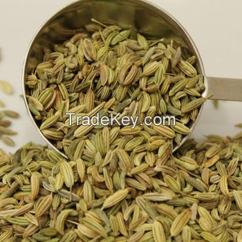 Cumin seeds and fennel seeds in tamil spice