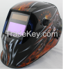 Latest fashion style Auto darkening welding helmet offering with different type shell, auto filter size, OEM customize available