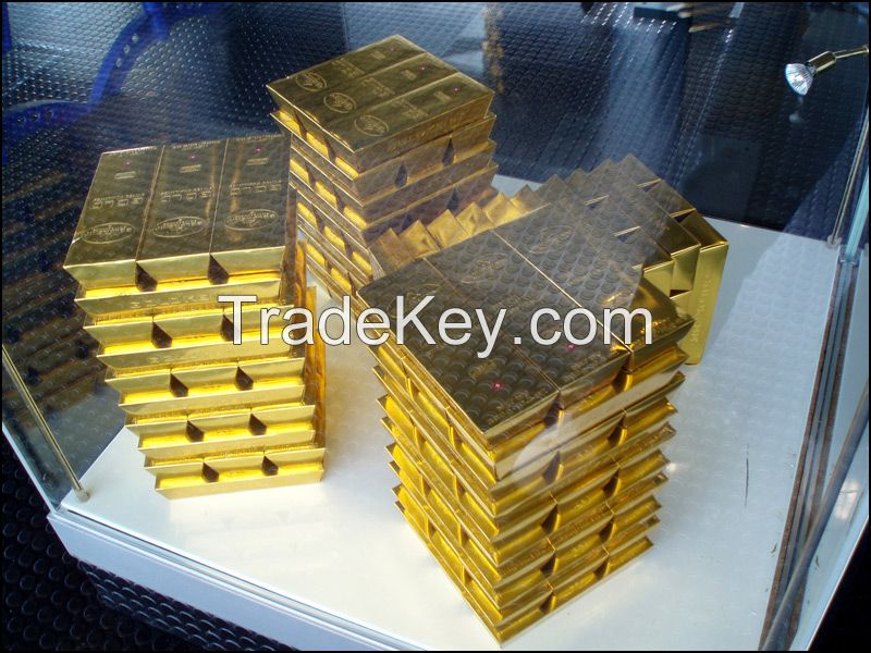 WE SELL GOLDS NUGGETS AND GOLDS BARS