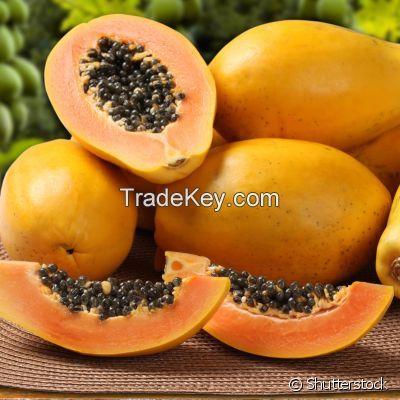Papaya from Brazil