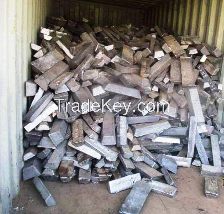 Antimony Ingots, Lead Antimony Alloy Ingots for sale at very moderate prices