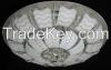 지도된 수정같은 천장 램프