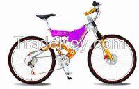 스포츠 자전거와 도로 ...