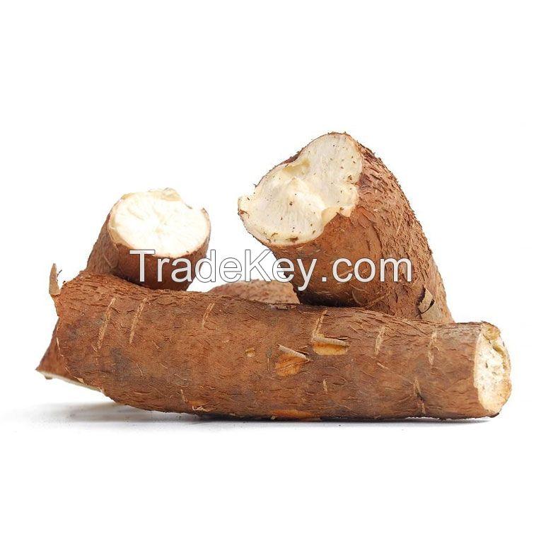 Fresh Sweet Manioc/Cassava from Sri Lanka