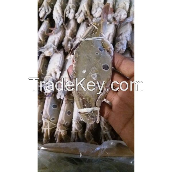 Processed Blue Swimming Crabs