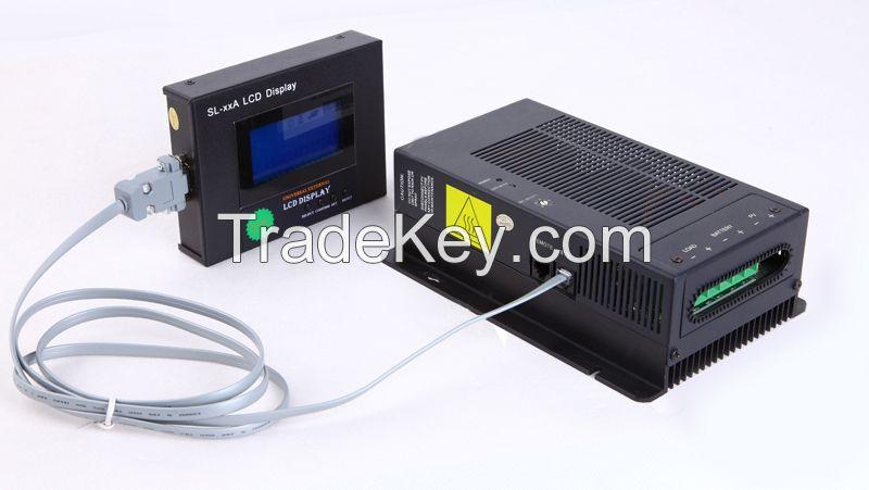 Manufacturer off-Grid MPPT Solar Charger Controller SL-60A for Solar Storage