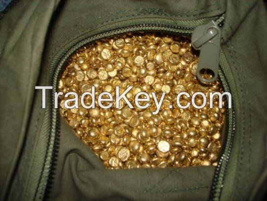 GOLD NUGGETS (97.8% purity)