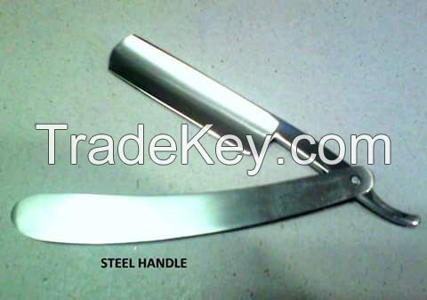 100% stainless steel shaving razor