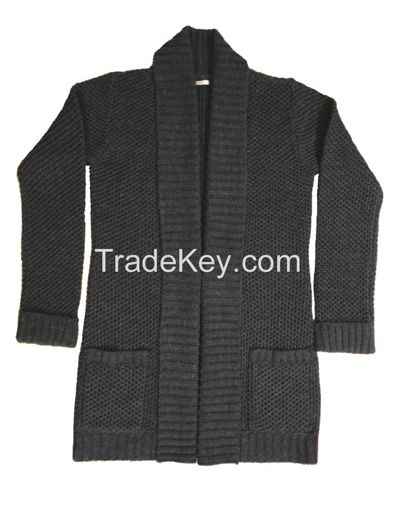 We Manufacture & export sweaters