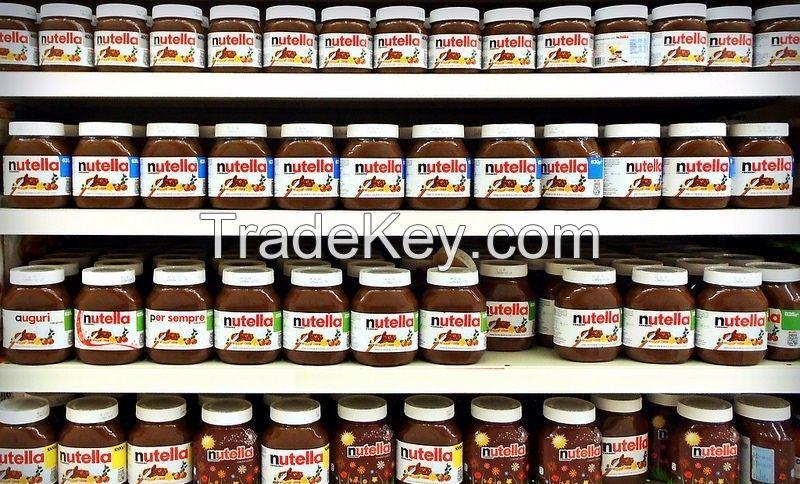 Nutella 52g 200g 210g 230g 350g 400g 600g 750g 800g, Mars, Bounty, Snickers, Kit Kat, Twix