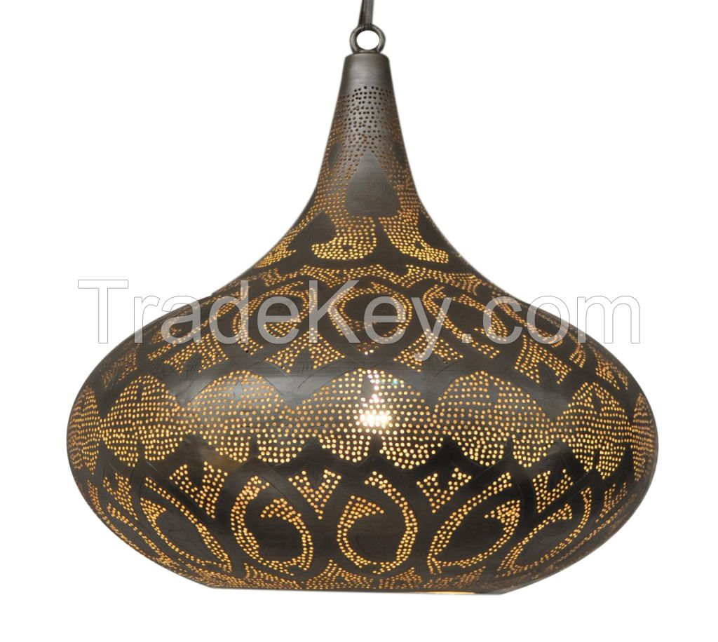 Modern Moroccan Style Lighting