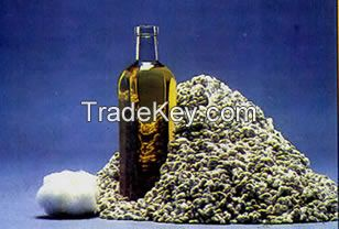 Crude and Refined Cottonseed Oil