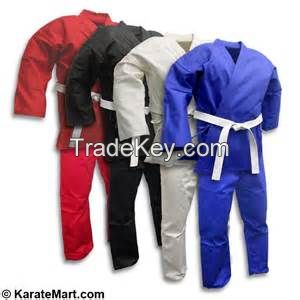 Complete line of Martial arts wear & equipment