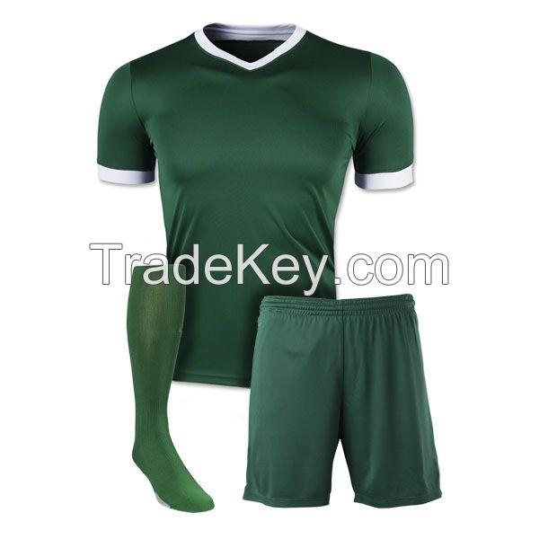 Sports wear, soccer uniform