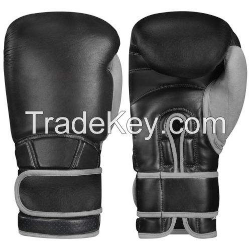 Boxing Gloves, Leather Boxing gloves