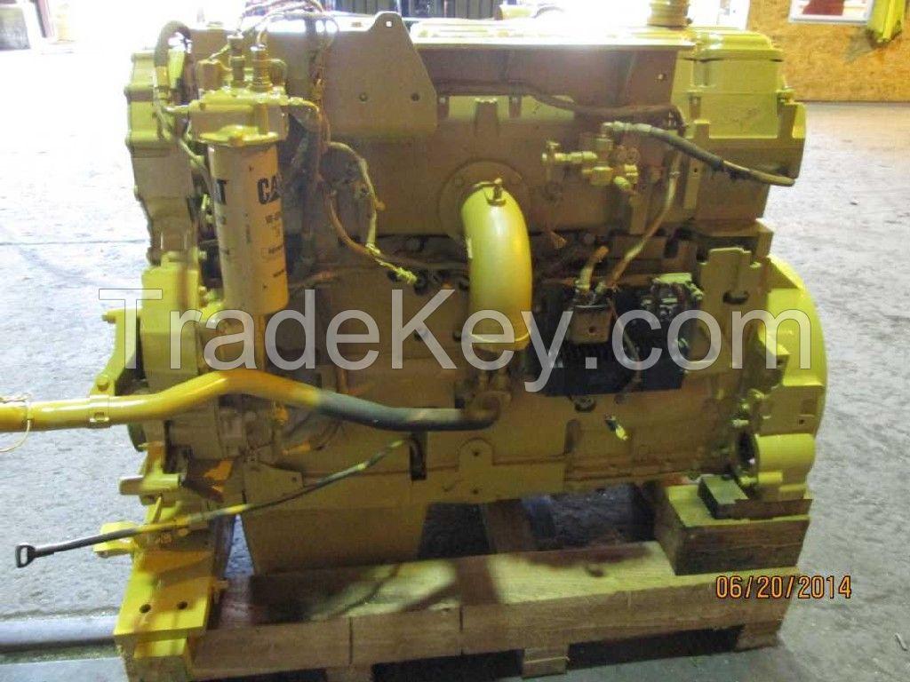 Sell CATERPILLAR C15 USED DIESEL ENGINE