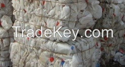 HDPE Milk Bottle Flakes