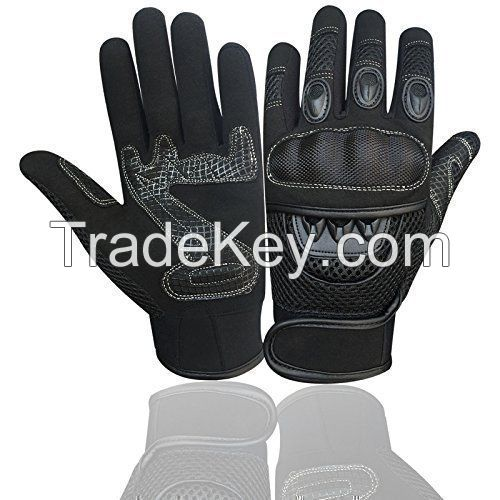 SELL EXPORTER OF MOTORBIKE GLOVES IN LEATHER