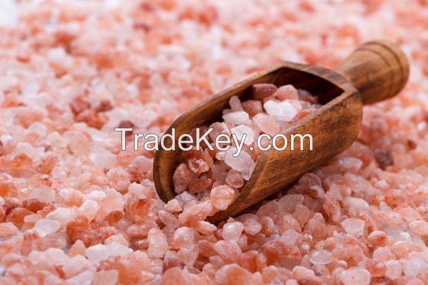 Organic Himalayan Rock Salt in Tiles, Granular and Powder form.