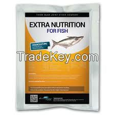 sell Extra nutrition for fish, supply necessary vitamins, Promote fast growth and high survival for fish