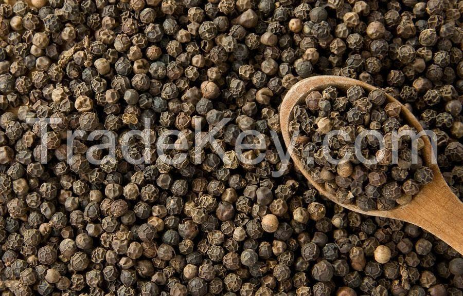Dried black Pepper 500gl for sale