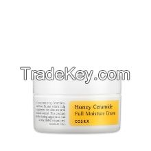 Honey Ceramide Full Moisture Cream 50ml, Moisture, Manuka Honey, Skin Firming