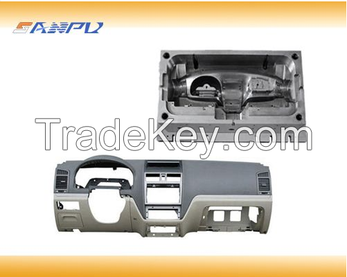 automotive instrument accessories mould for auto parts plastic injection mould machines