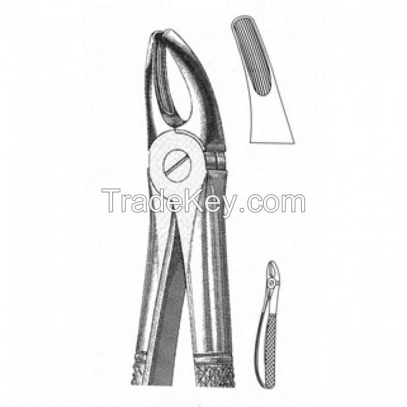 Tooth Extracting Forcep