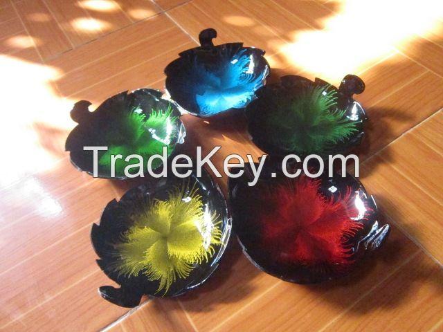 coconut shell bowl, coconut bowl, serving bowl, salad bowl, fruit bowl, vegetable bowl