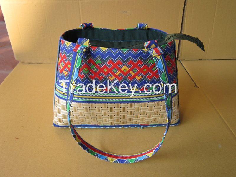 Vietnamese Fashion Bamboo Handbag