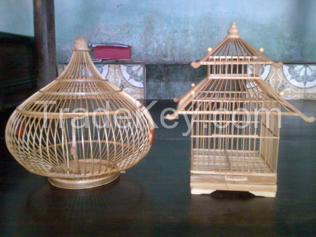 Handicrafts cheapest bamboo bird cage from Vietnam