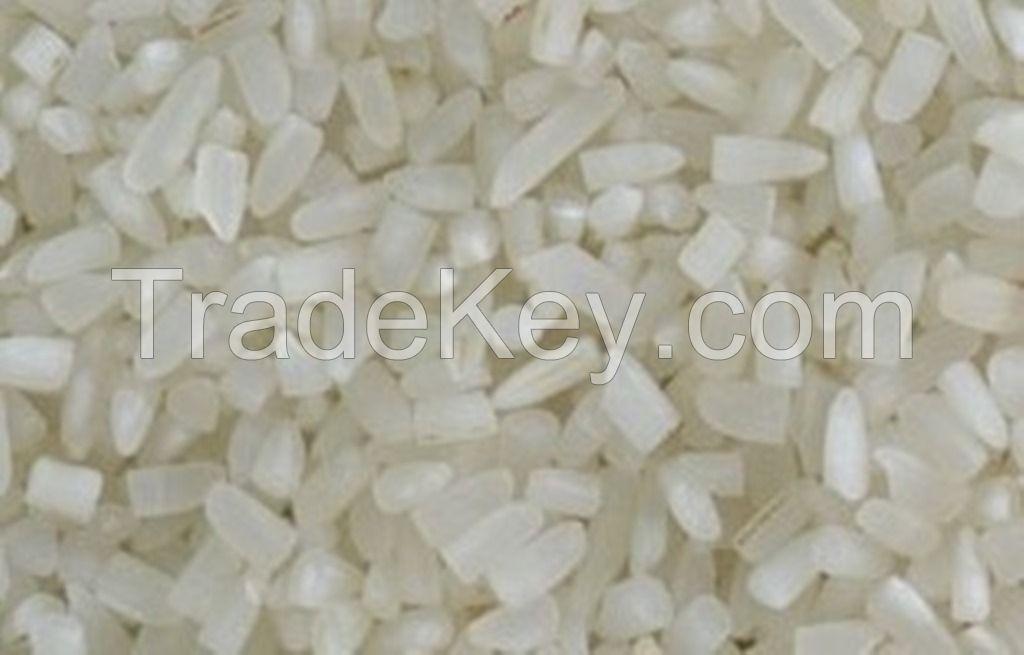 IRRI-6 Long grain White rice 15%, 25%, 50%, 100% Broken